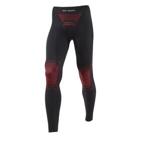 X-Bionic Energizer MK2 Pantalon Homme, black/red